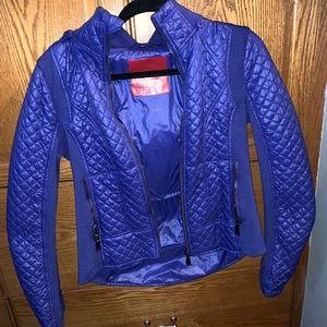 A puffer like jacket